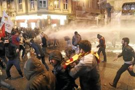 Las protestas violentas vuelven a Turquía y agudizan la crisis de gobierno