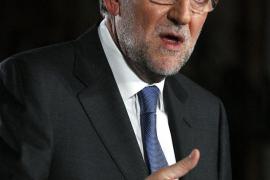 Rajoy ve la recuperación a finales del próximo año