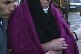 Llega a Málaga la inmigrante siria acogida por situación humanitaria