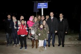 La memoria de Bernat Pomar queda «ligada para siempre» a Sant Marçal