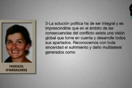 Los presos de ETA reconocen el «daño causado» y aceptan un proceso escalonado