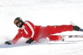 El expiloto Michael Schumacher, en estado crítico tras un accidente de esquí