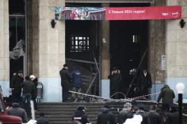 Un atentado suicida deja 16 muertos en una estación de tren en Rusia