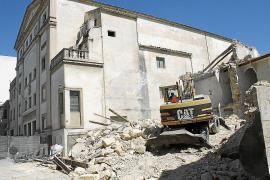 Inca pretende que el teatro esté reformado antes de mayo de 2015