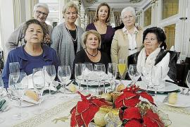 BRISAS COMIDA DE NAVIDAD CLUB ELSAAMALIA ESTABENPALMA