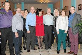 Cena de Navidad y asamblea anual del club Moscards Verds