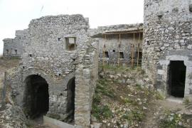 El Castell de Santueri, listo para acoger a los visitantes tras 14 años cerrado