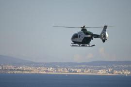 Unos 16 agentes reanudan la búsqueda de Malén por mar, aire y tierra