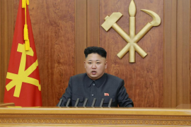 Kim Jong-un justifica la ejecución de su tío en su mensaje de Año Nuevo