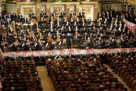 La Filarmónica de Viena inaugura el 2014 con un canto a la paz y la concordia