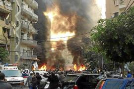 Un nuevo atentado con coche bomba vuelve a teñir de sangre Beirut