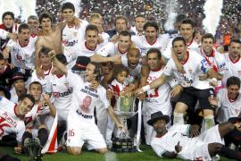 El Sevilla conquista la quinta Copa de su historia