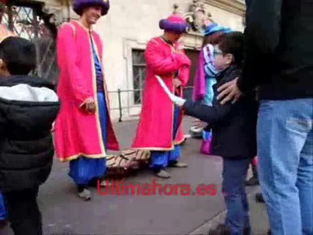 La Cabalgata de los Reyes partirá desde el Moll Vell de Palma y repartirá 6.600 kilos de caramelos