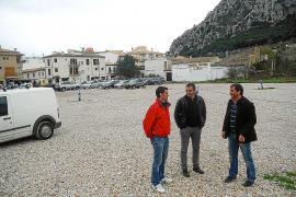El solar del auditorio de Moneo en Pollença será un parking y zona para ferias y conciertos
