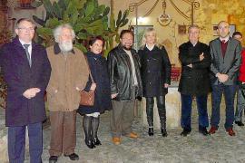 Pere Bonnín recibe en Búger el premio 14 de Novembre de la Fundació ACA