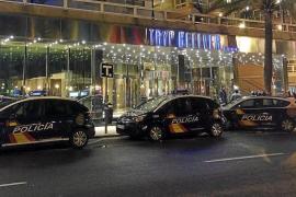 Un hombre muere tras lanzarse por el balcón de un hotel de Palma para evitar ser detenido
