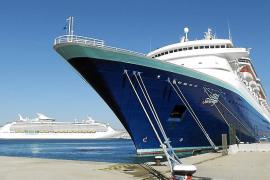 El puerto de Palma registra la mejor temporada crucerística en invierno