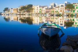 Portocolom, pueblo de Mallorca