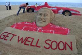 Schumacher se encuentra estable, pero su estado sigue siendo crítico