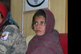 Detenida en Afganistán una niña de diez años que iba a cometer un ataque suicida