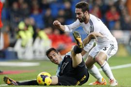 Carvajal y un errático rival sacan al Real Madrid de un apuro