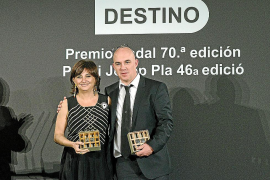 Carme Amoraga gana el Premio Nadal