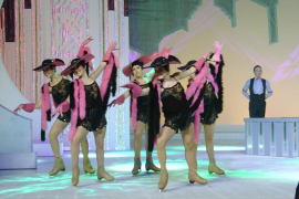 'Broadway', un musical sobre hielo