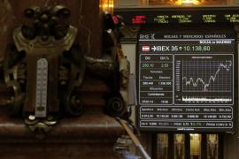 La bolsa española marca su nivel máximo desde julio de 2011