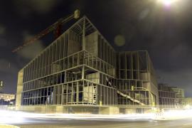 Las obras del Palau de Congressos vuelven a ponerse en marcha