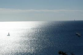 Veleros en Mallorca