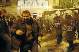 Grecia estrena su presidencia europea con medidas de seguridad y protestas
