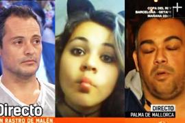 El padre de Malén Ortiz agradece en televisión el apoyo del hijo de 'La Paca'