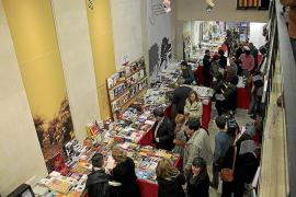 La capilla de La Misericòrdia, nueva sede de la Setmana del Llibre en Català