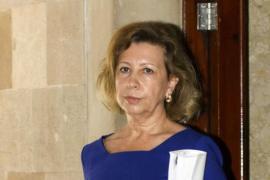 El juez imputa a Munar por la trama de corrupción de Son Oms