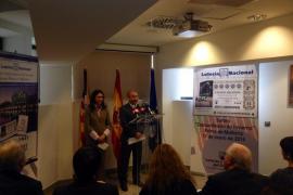Palma acoge el sábado el sorteo Viajero dotado con 73,5 millones en premios