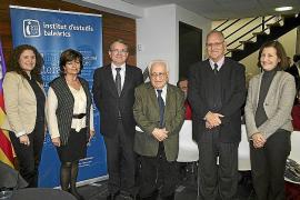 Presentación del libro Girant l'ullada cap enrere de Miquel Duran