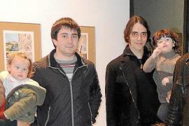 Exposición de Miquel Jaume sobre el Castell d'Alaró