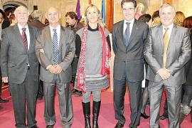 Toma posesión Jaume Martínez.