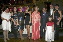 Nochevieja 2013 en el hotel valparaíso
