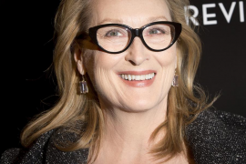 Actress Meryl Streep arrives for the National Board of Review Awards in New York