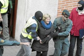 El PSE se une a Bildu y PNV en su rechazo a la detención del 'frente de cárceles' de ETA