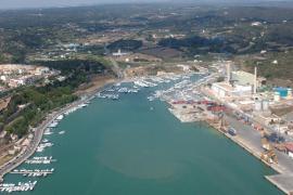 El dragado del puerto de Maó empezará en febrero