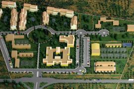 El campus de Llucmajor será moderno y funcional