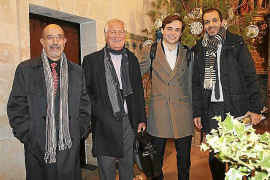 Concierto homenaje a Bernat Pomar