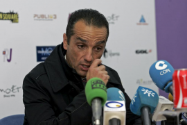 Oltra: «Hay que afrontar el partido contra el Córdoba con argumentos»