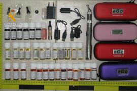 Tres detenidos por desvalijar una tienda de cigarrillos electrónicos en Cala Millor