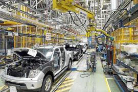 La producción industrial española crece a su mayor ritmo en tres años