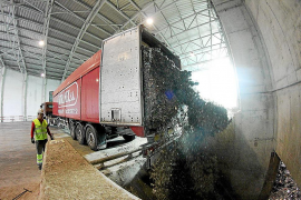 Suspenden la importación de residuos de Italia tras otro escándalo en el vertedero de Roma