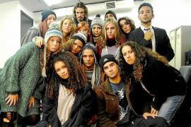 'Rent' transforma Trui Teatre en el Nueva York de los 90