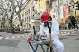 La Associació d'Artistes Visuals reivindica una reorientación del centro de recursos